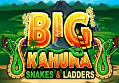 Big Kahuna Snakes Ladders Slot