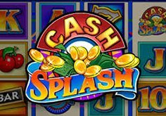 Cashsplash 3 Reel Slot
