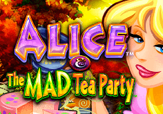 Alice And The Mad Party Slot