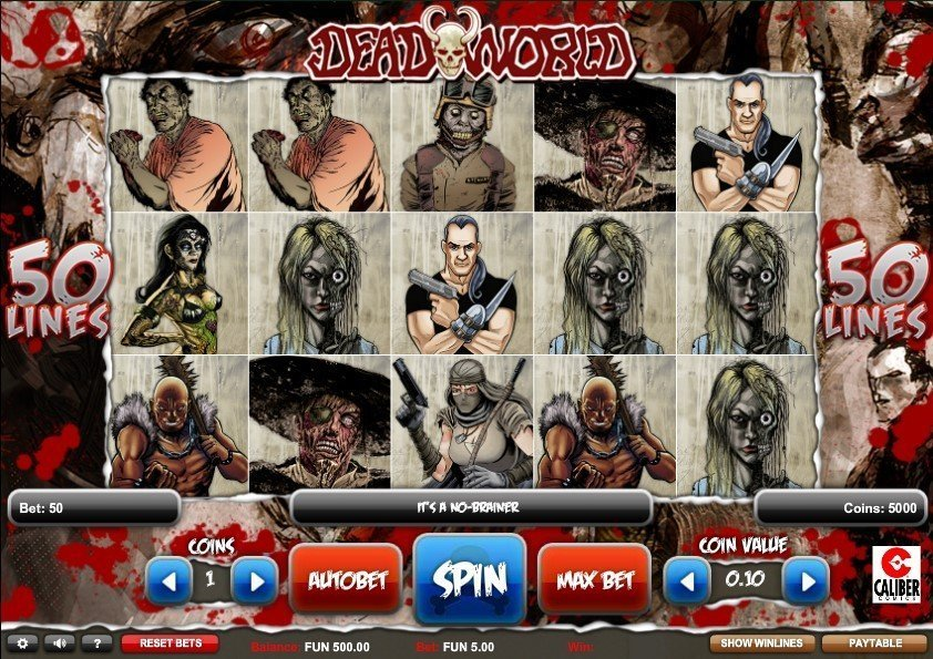 Deadworld Slot Review