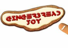 Gingerbread Joy Slot