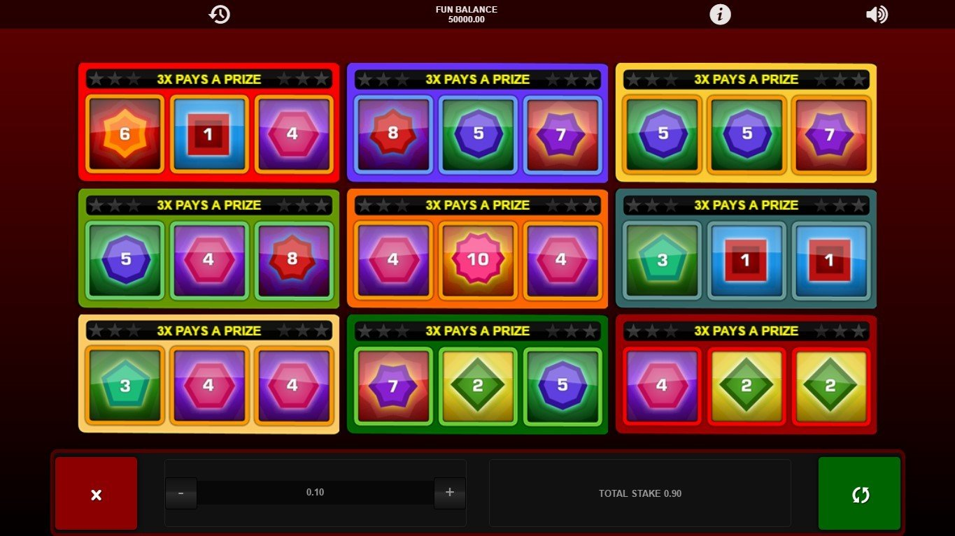 Jackpot 3x3 Slot Review