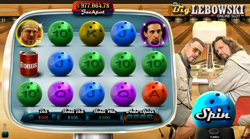 The Big Lebowski Slot Review