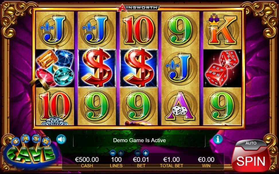 Cash Cave Slot Review