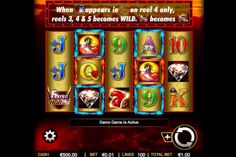 Flying Horse Slot Review