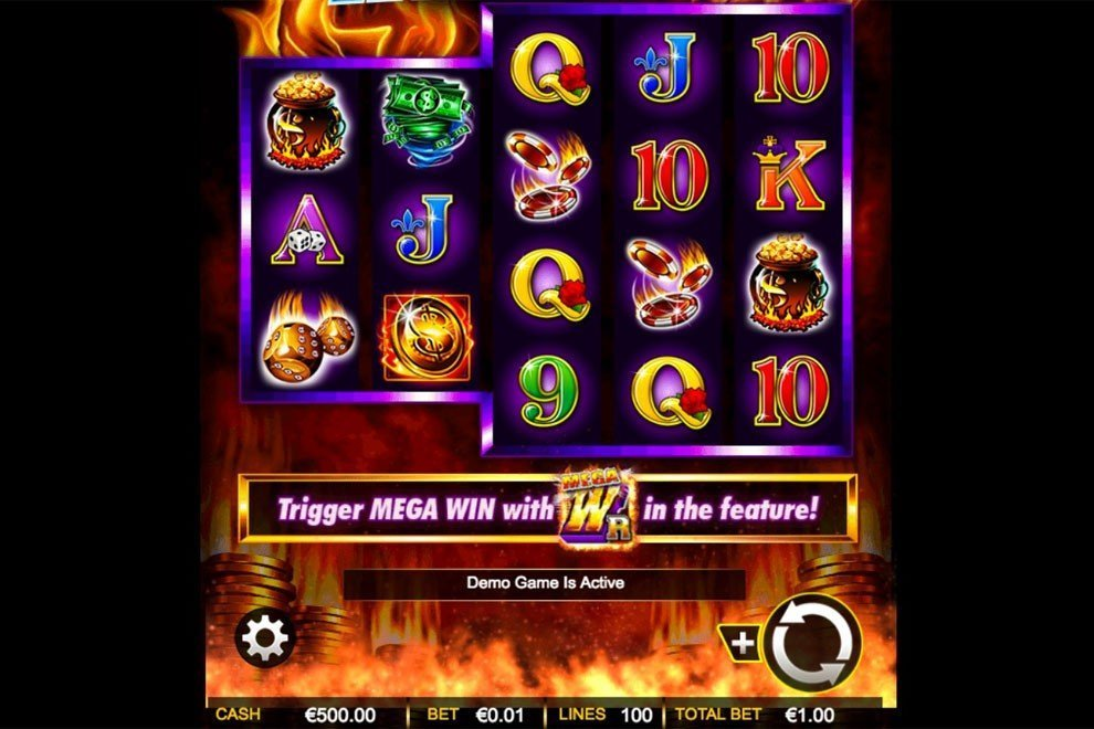 Wild Fire Riches Slot Review