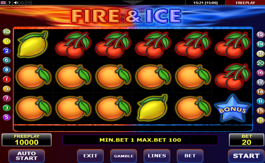 Fire Ice Slot Review