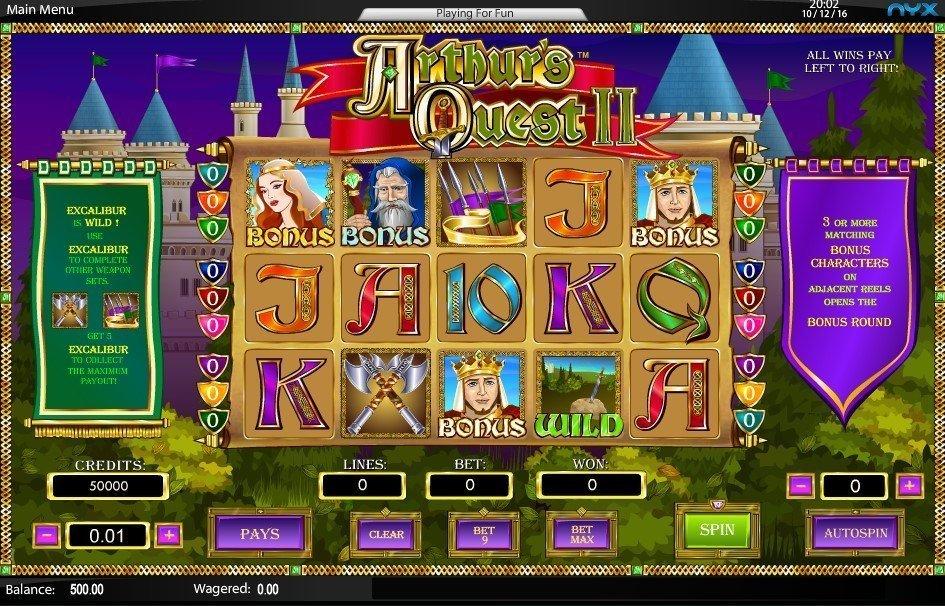 Las vegas real money online casino