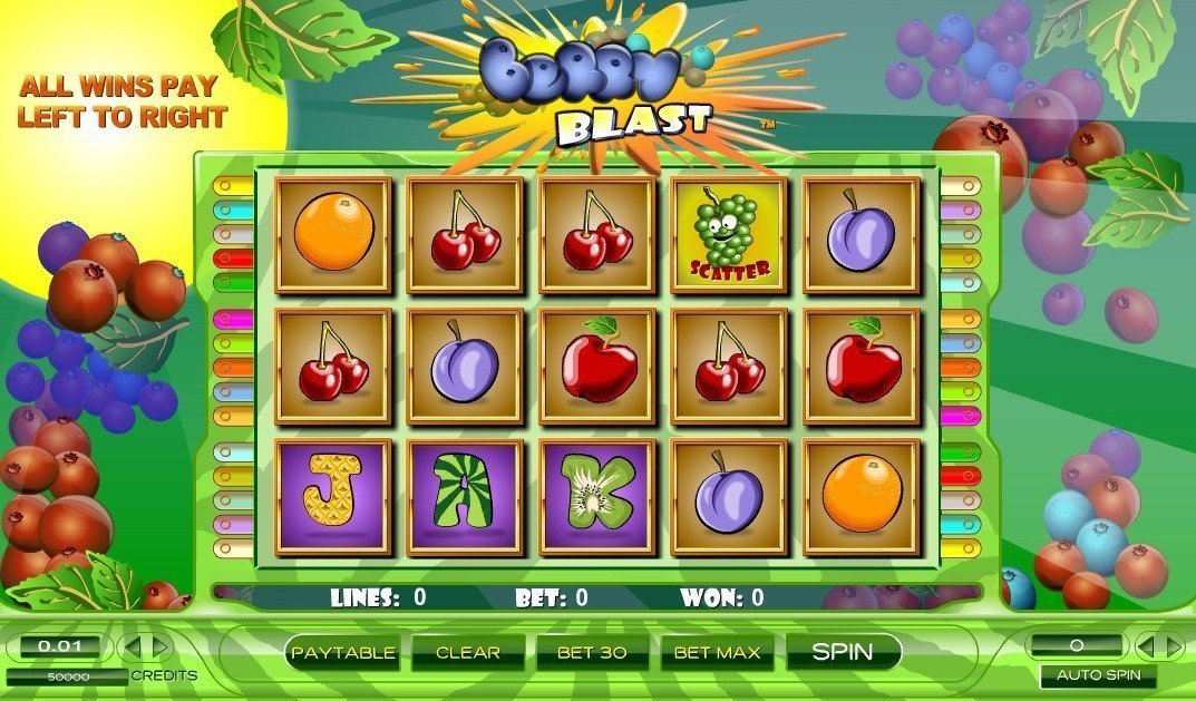Berry Blast Slot Review