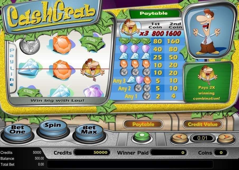 Cash Grab Slot Review