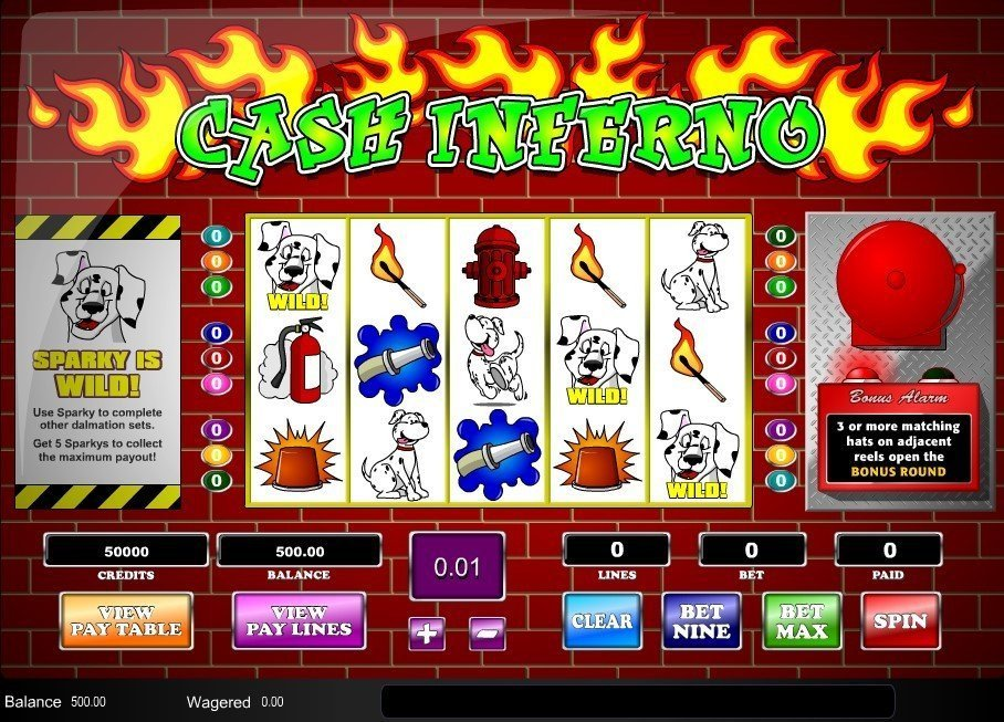 Cash Inferno Slot Review