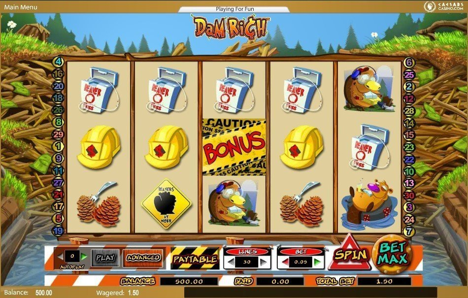 Dam Rich Slot Review