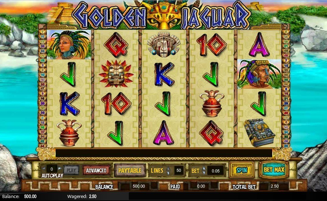 Golden Jaguar Slot Review