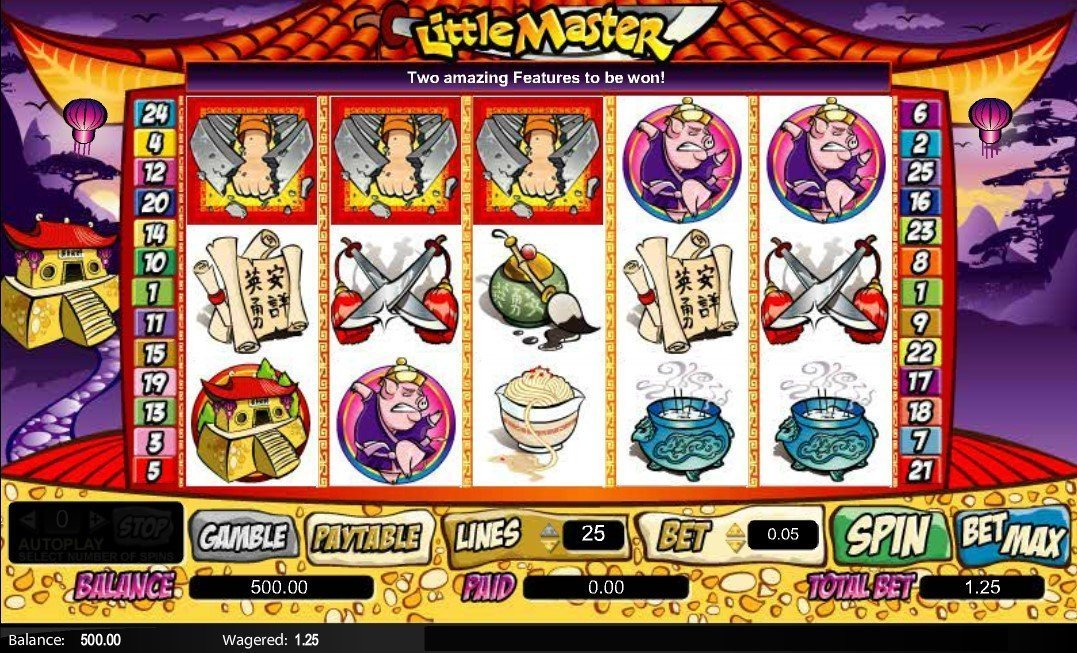 Little Master Slot Review