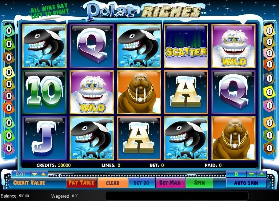 Polar Riches Slot Review