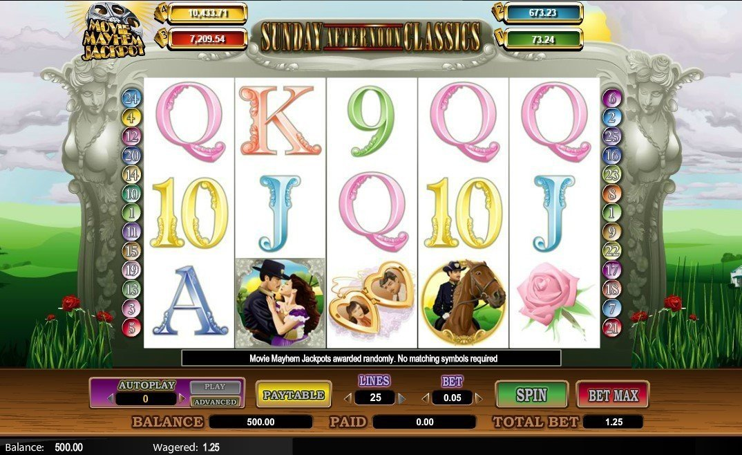 Sunday Afternoon Classics Slot Review