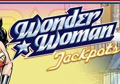 Wonder Woman Jackpots Slot