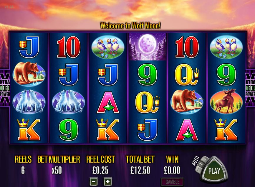 Wolf Moon Slot Review