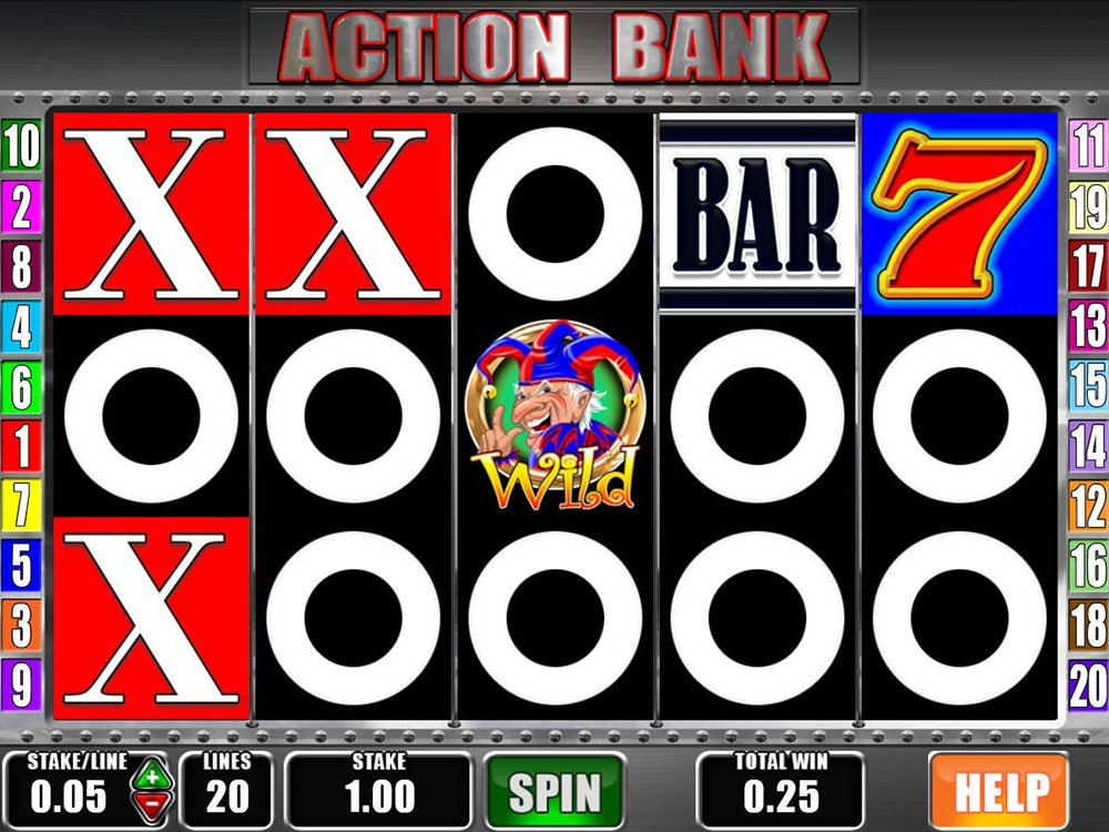 Action Bank Slot Review