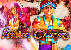Arabian Charms Slot
