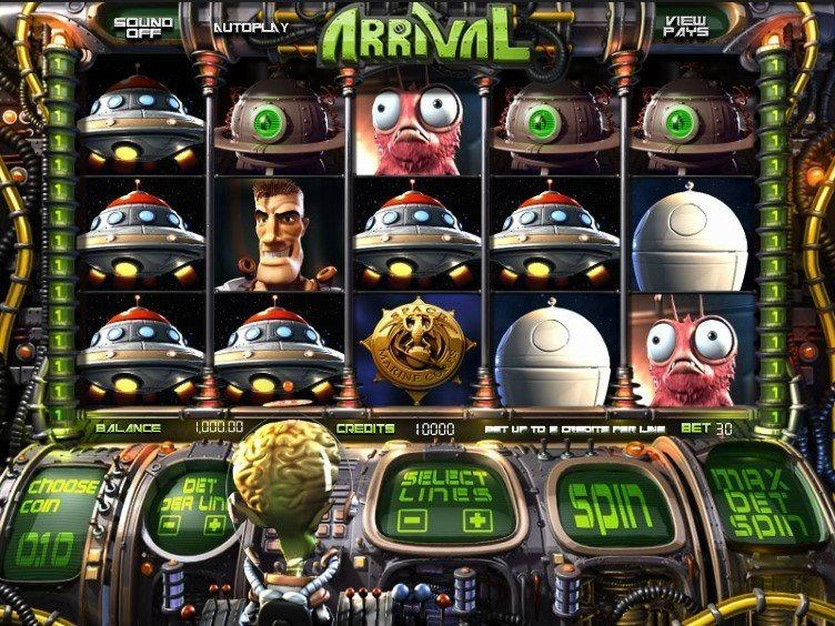 Arrival Slot Review