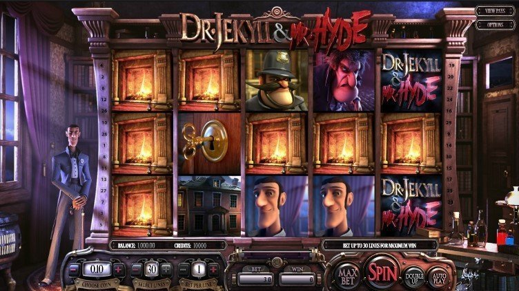 Dr Jekyll Mr Hyde Slot Review