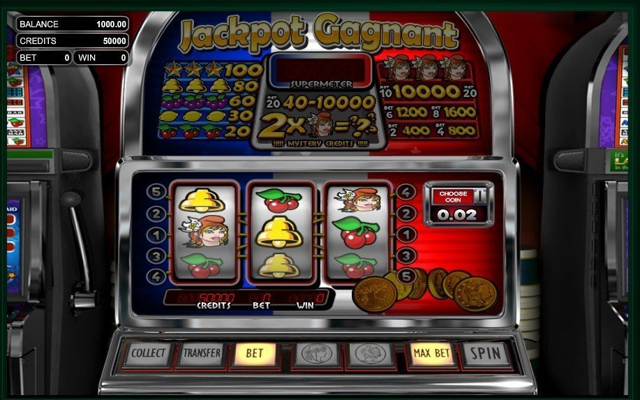 Jackpot Gagnant Slot Review