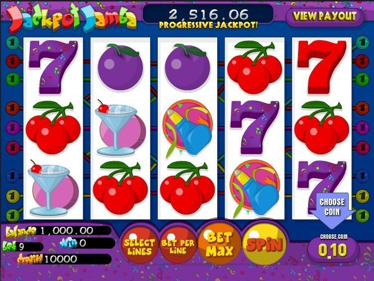 Jackpot Jamba Slot Review