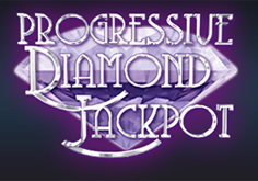Progressive Diamond Jackpot Slot