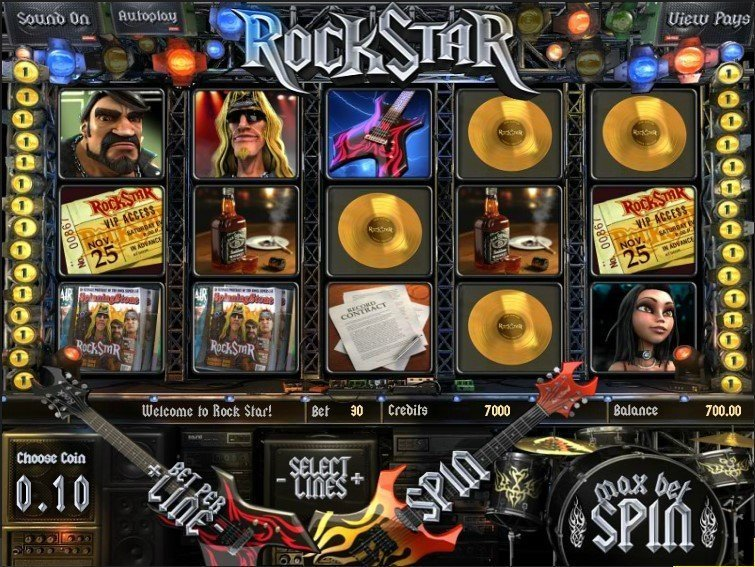 Rock Star Slot Review