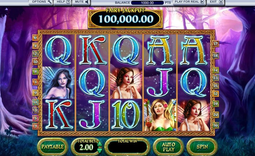 Fairy Fortunes Slot Review