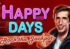 Happy Days Rock The Jackpot Slot