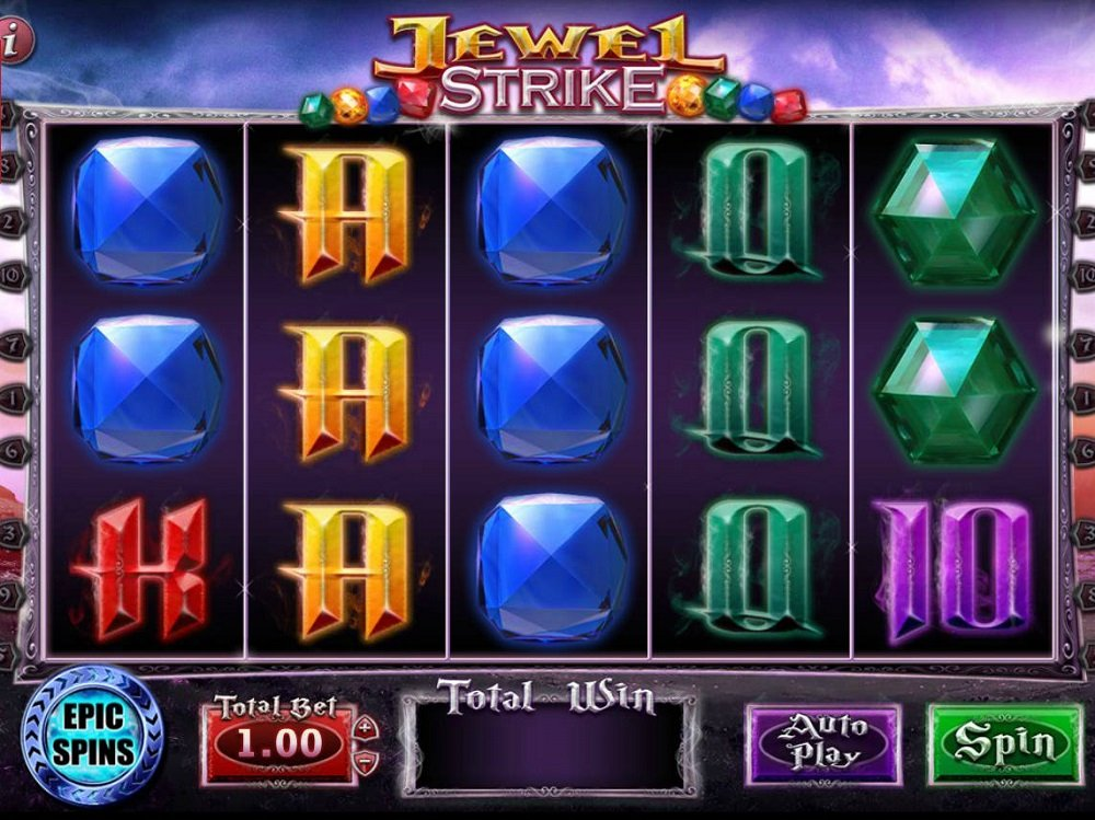 Jewel Strike Slot Review