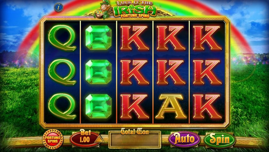 Luck O The Irish Fortune Spins Slot Review