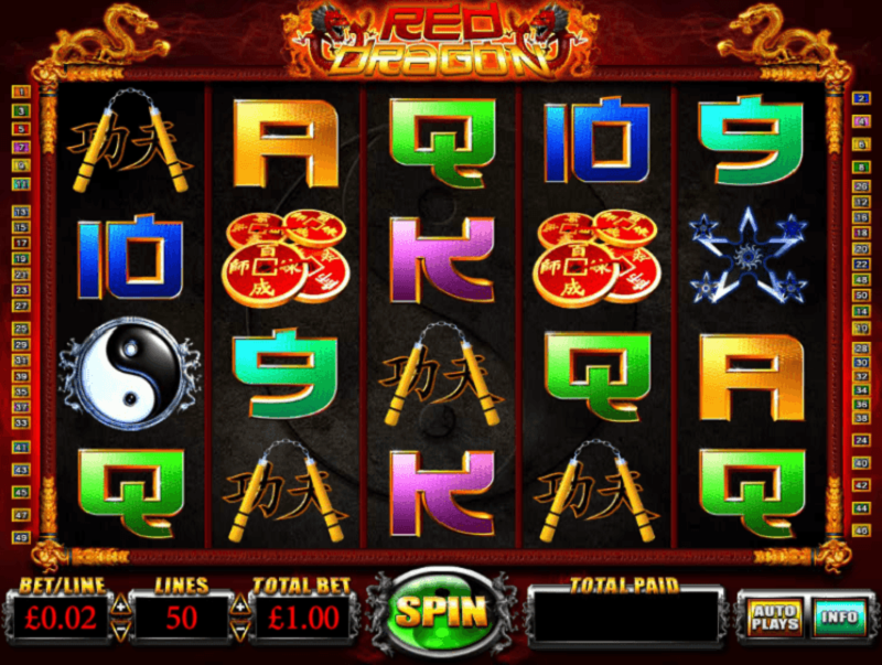 Red Dragon Slot Review
