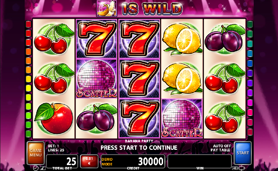 Banana Party Slot Review