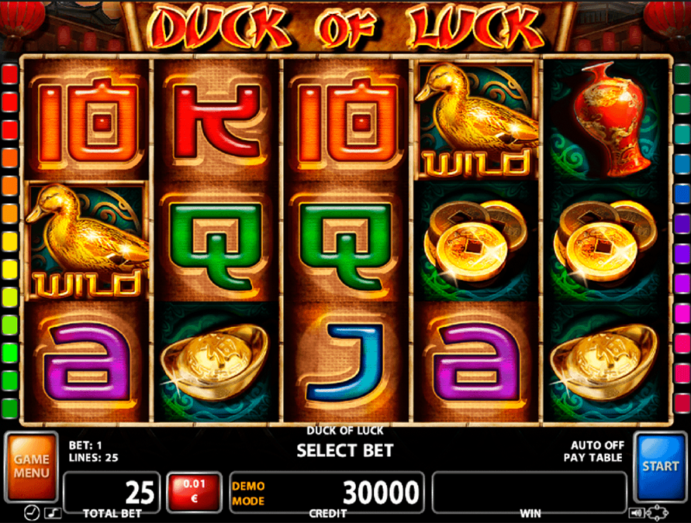 Duck Of Luck Slot Review