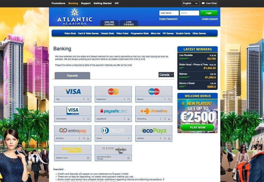 atlantic casino online