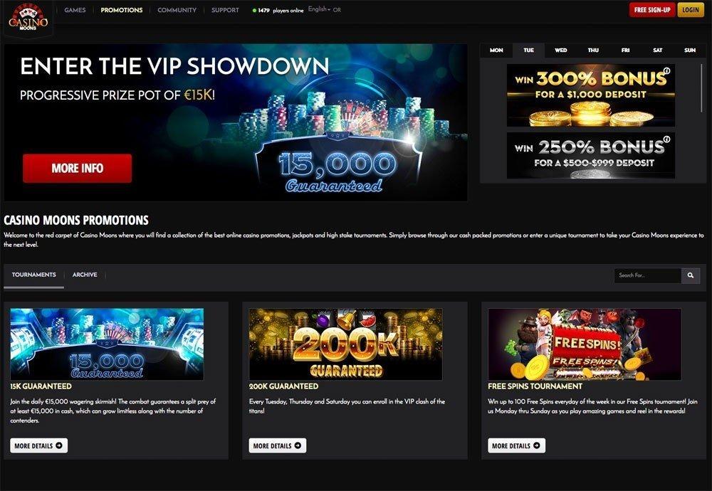 Online Casino Wintingo Bonus