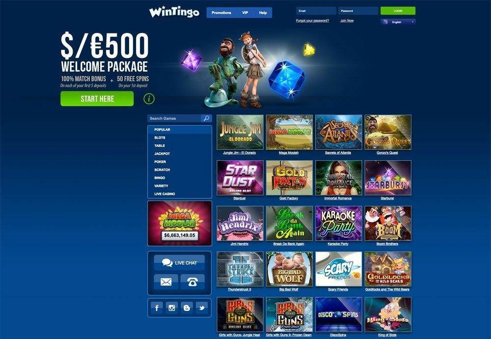 Slot Machine Euro Palace