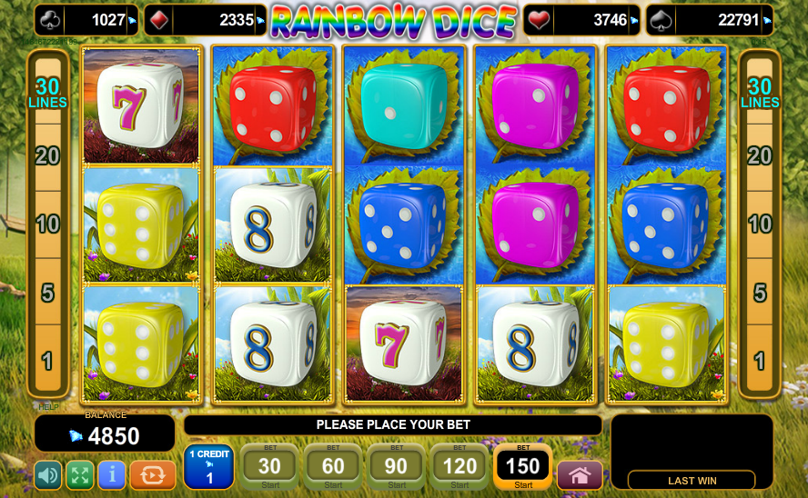 Dice On Fire Slot Machine - Play Online Video Slots for Free