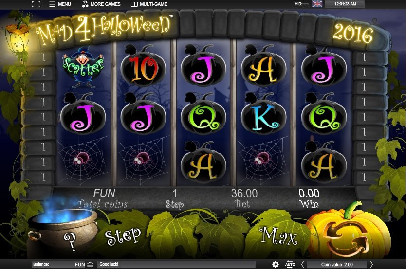 Mad 4 Xmas Slot - Play Espresso Games Slots Online for Free