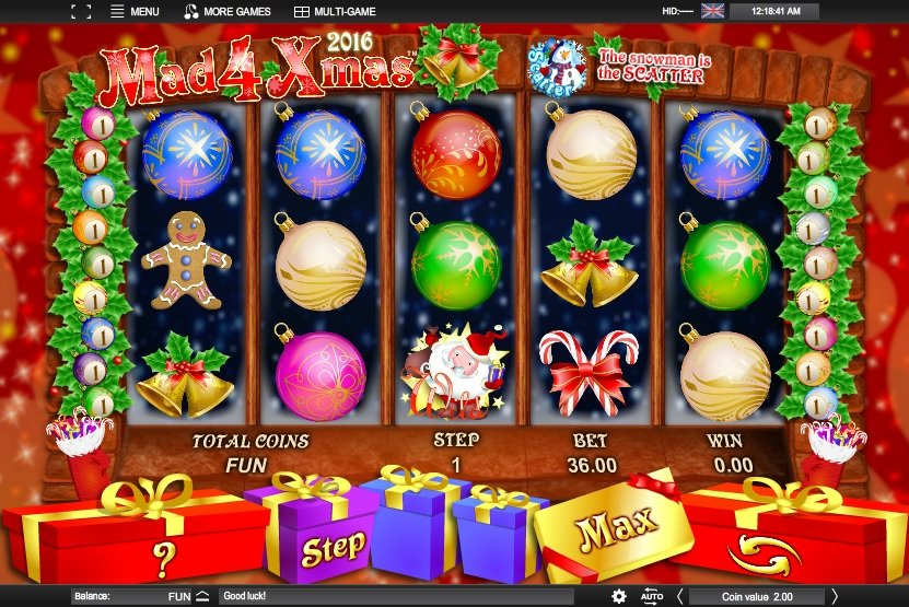 free slot video games online
