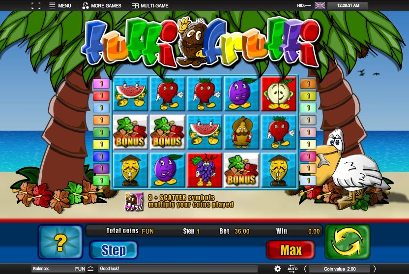 Tutti Frutti Slot Machine - Try Playing Online for Free