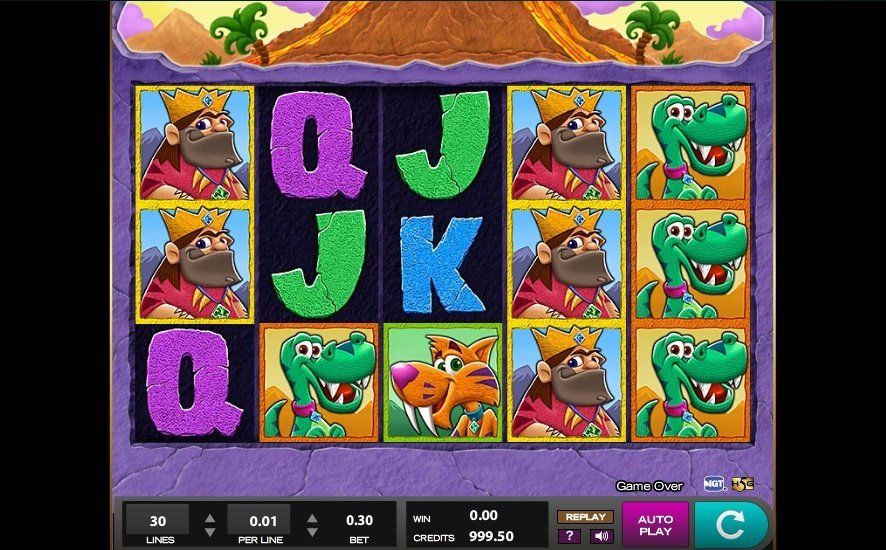 Cave King Slot Review