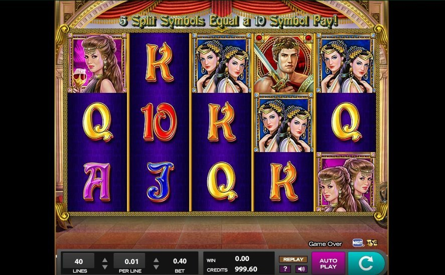 Golden Odyssey Slot Review