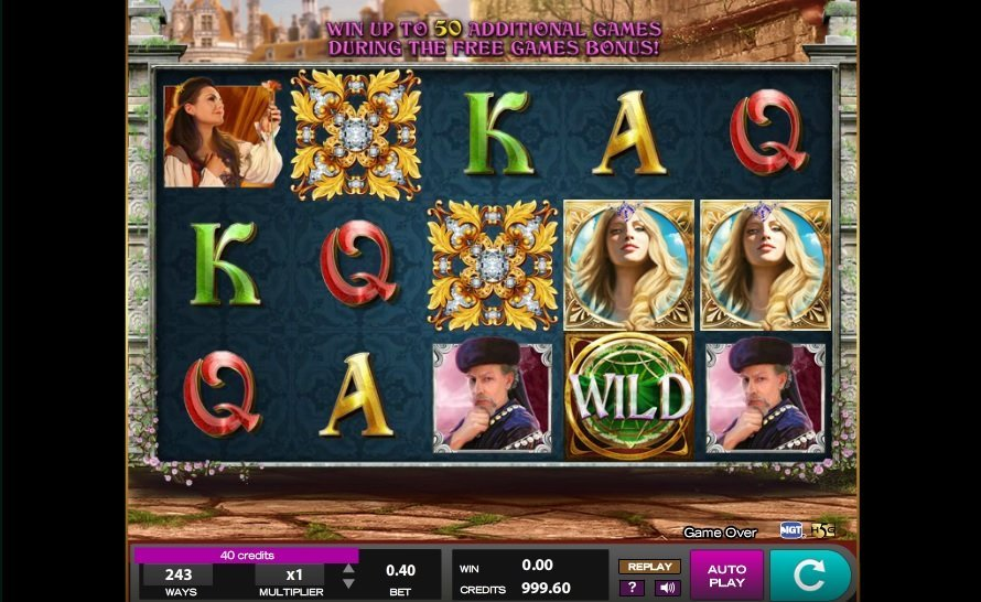 Lady Of Hope Slot Review