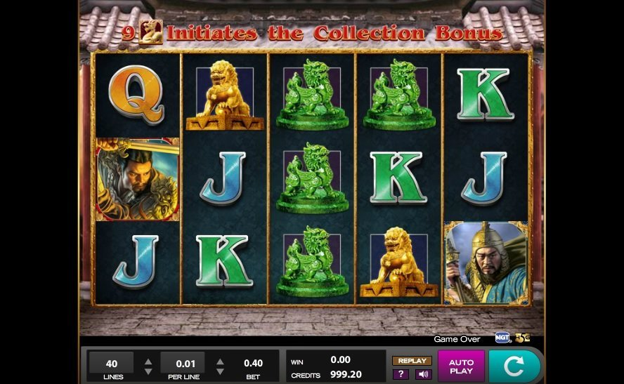 Red Cliffs Slot Review