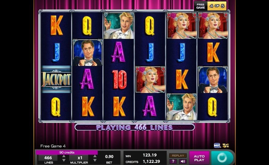 The Charleston Slot Review