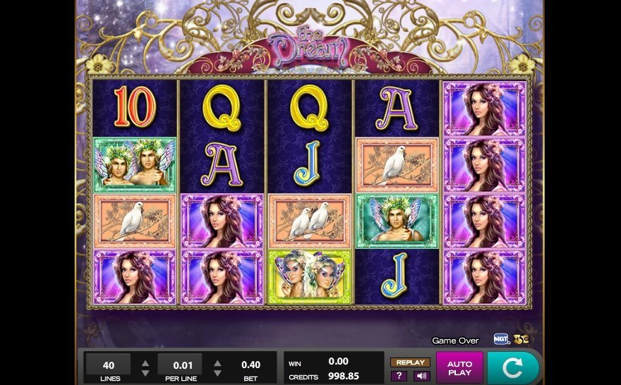 The Dream Slot Review